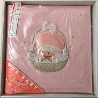コクヨ(コクヨ)のコクヨ オルゴール付アルバム 誕生用(アルバム)