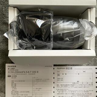 富士フイルム - 【新品未使用】XC50-230mm ブラック / Xマウント ズームレンズ