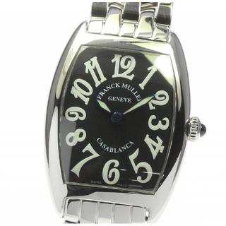フランクミュラー(FRANCK MULLER)の☆良品 フランクミュラー トノーカーベックス 1752QZ レディース 【中古】(腕時計)