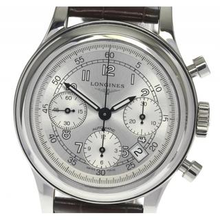 ロンジン(LONGINES)の☆美品 ロンジン ヘリテージ 1951 L2.745.4 メンズ 【中古】(腕時計(アナログ))