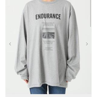 フレームワーク(FRAMeWORK)のFRAMeWORK JOHN MASON SMITHロングスリーブTシャツ(Tシャツ/カットソー(七分/長袖))