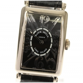 フランクミュラー(FRANCK MULLER)のフランクミュラー ロングアイランド レディース 【中古】(腕時計)