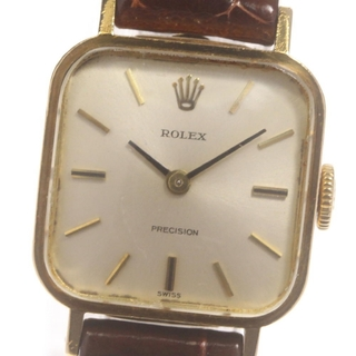 ロレックス(ROLEX)のロレックス プレシジョン cal.1400 2641J レディース 【中古】(腕時計)