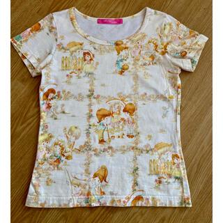 ジュンヤワタナベコムデギャルソン(JUNYA WATANABE COMME des GARCONS)のJUNYA WATANABE  MAN PINK  Tシャツ(カットソー(半袖/袖なし))