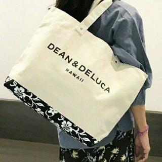 DEAN & DELUCA - 新品★DEAN&DELUCA キャンバストートバックハワイ