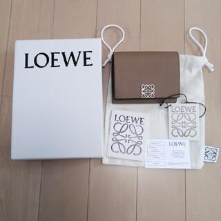 LOEWE - loewe アナグラム トリフォルド6cc オーク