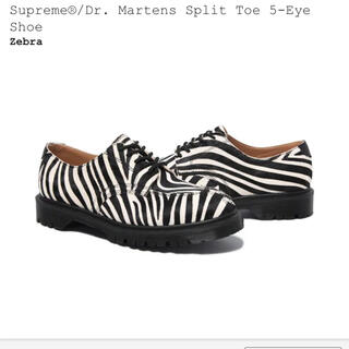 Supreme - SUPREME × DR. MARTENS SPLIT TOE 5-EYE