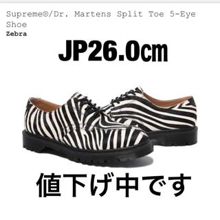 Supreme - 【値段交渉可】supreme Dr.Martens