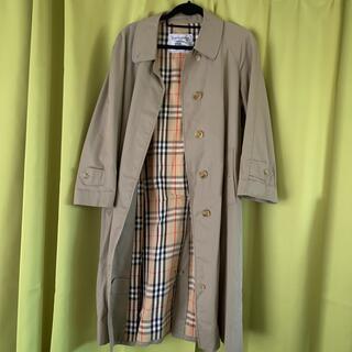 バーバリー ステンカラー コート