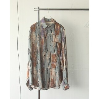TODAYFUL - Todayful  Paint Rough Shirts