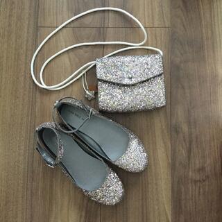 ザラキッズ(ZARA KIDS)のZARA GIRLS  靴 ポシェット  (その他)