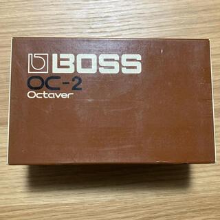 ボス(BOSS)のBOSS Octaver OC-2(エフェクター)