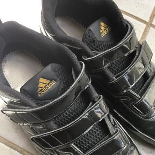 adidas - アディダス トレーニングシューズ 28cm 野球 アップシューズ 黒
