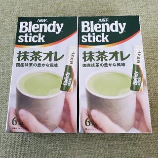 Blendy stick 抹茶オレ 12本