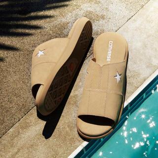 コンバース(CONVERSE)の新品未使用 converse addict one star sandal(サンダル)