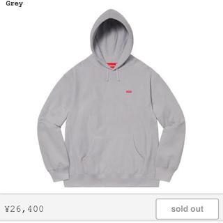 Supreme - Supreme Small Box Hooded Sweatshirt