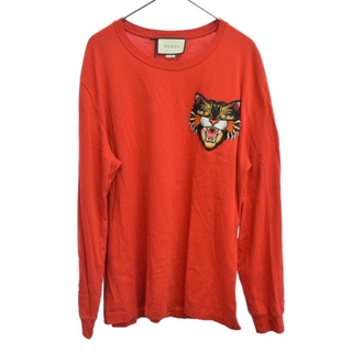 Gucci - GUCCI グッチ 長袖Tシャツ
