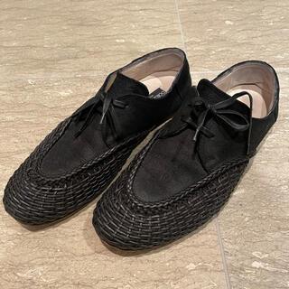 ドルチェアンドガッバーナ(DOLCE&GABBANA)のドルチェ&ガッバーナ 靴 ブラック(その他)