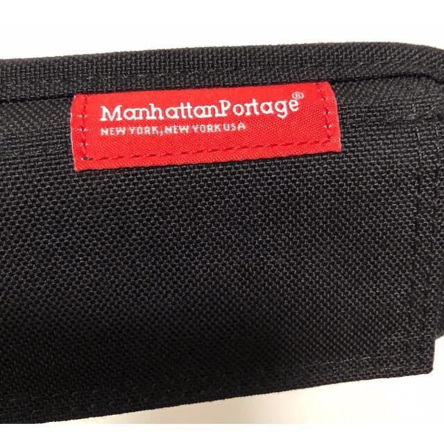 Manhattan Portage(マンハッタンポーテージ)のマンハッタンポーテージ ショルダーパッド サイドタグ メンズのバッグ(メッセンジャーバッグ)の商品写真