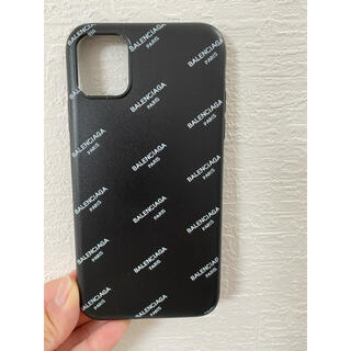 バレンシアガ(Balenciaga)のiPhone11ケース(iPhoneケース)