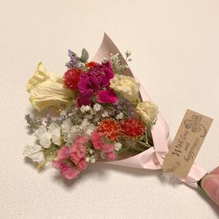 ドライフラワー 母の日スワッグ 43 ブーケ 花束(ドライフラワー)