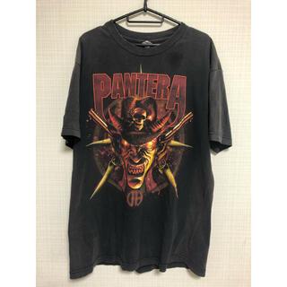 シュプリーム(Supreme)のpantera Tシャツ(Tシャツ/カットソー(半袖/袖なし))