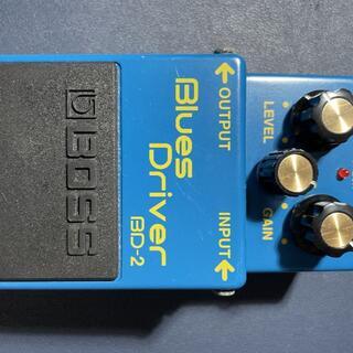 【パーク様】Blues Driver BD-2(エフェクター)