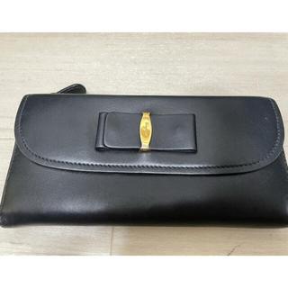 フェラガモ(Ferragamo)の美品 フェラガモ 長財布(財布)
