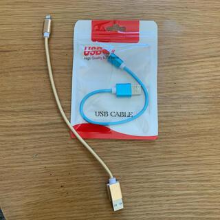 iPhone - iPhone充電ケーブル 0.25m USB iPad iPhone用