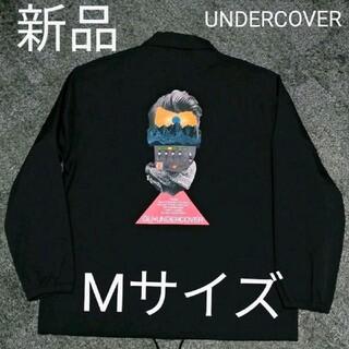 UNDERCOVER - 新品 GU×UNDERCOVER コーチジャケット Mサイズ BLACK