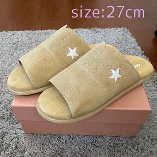 コンバース(CONVERSE)のconverse addict one star sandal(サンダル)