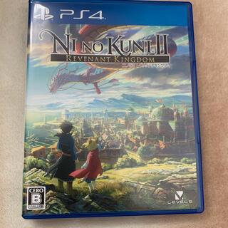 プレイステーション4(PlayStation4)の二ノ国II レヴァナントキングダム PS4(家庭用ゲームソフト)
