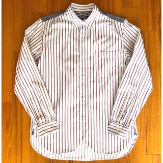 ジュンヤワタナベコムデギャルソン(JUNYA WATANABE COMME des GARCONS)のJUNYA WATANABE MAN  ジュンヤワタナベマン 切り替えシャツ S(シャツ)