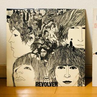 東芝 - ビートルズ リボルバー レコード盤