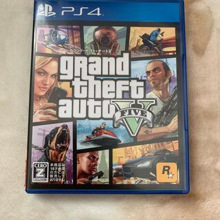 プレイステーション4(PlayStation4)のグランド・セフト・オートV PS4 gta5(家庭用ゲームソフト)