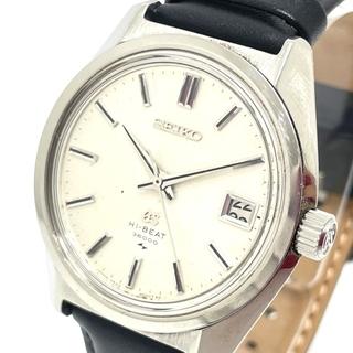 SEIKO - セイコー 4522-8000 グランドセイコー ハイビート メンズ腕時計