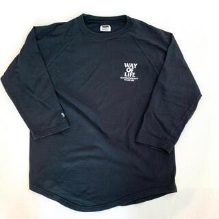 ラッツ(RATS)のRATS 初期 ラグランスリーブ 7分袖 Tシャツ(Tシャツ/カットソー(七分/長袖))