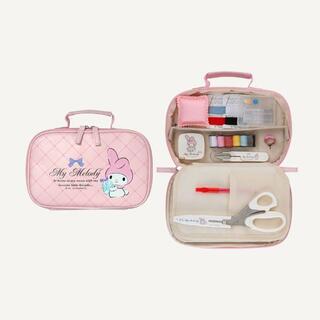 マイメロディ - ☆新品☆マイメロディーソーイングセット バッグタイプ お裁縫道具セット