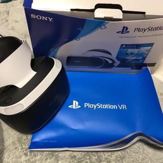 プレイステーションヴィーアール(PlayStation VR)のSONY CUHJ-16006 PSVR(家庭用ゲーム機本体)