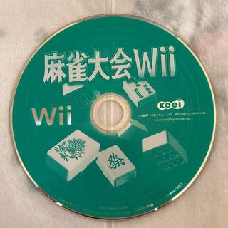 Wii - 麻雀大会wii