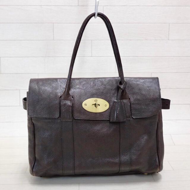 Mulberry(マルベリー)の☆廃盤モデル☆ マルベリー MULBERRY ベイスウォーター ハンドバッグ レディースのバッグ(ハンドバッグ)の商品写真