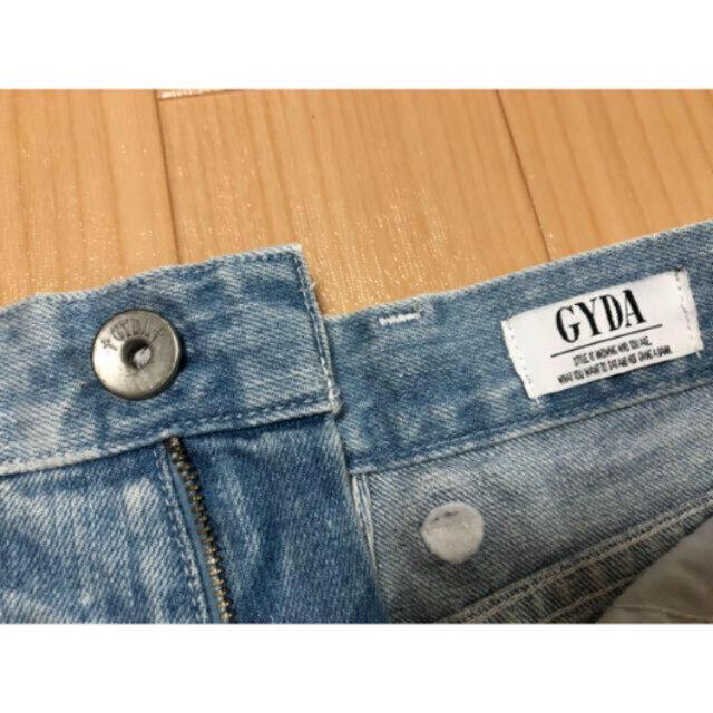 GYDA(ジェイダ)のgydaショートパンツ レディースのパンツ(ショートパンツ)の商品写真