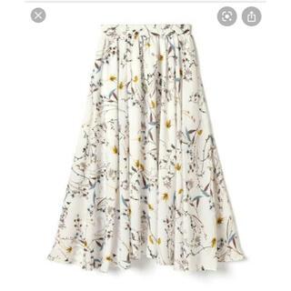 GRL - グレイル 花柄スカート