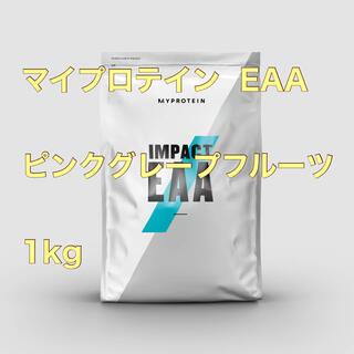 マイプロテイン(MYPROTEIN)のマイプロテイン  EAA 1kg ピンクグレープフルーツ(プロテイン)