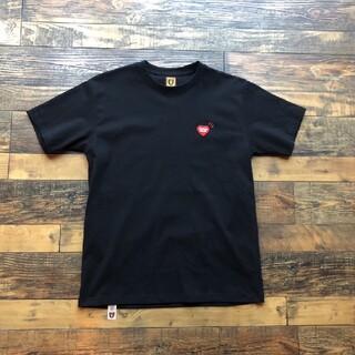 A BATHING APE - HUMAN MADE  Tシャツ Mサイズ ブラック