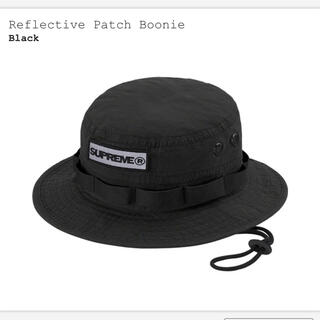 Supreme - Supreme  Reflective Patch Boonie.バケットハット