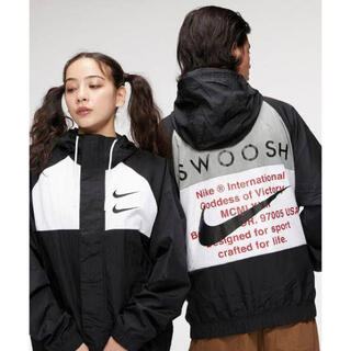 NIKE - 新品未使用 NIKE AS M NSW SWOOSH WOVEN JACKET