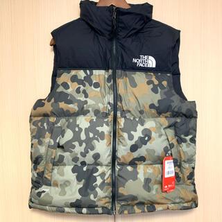 THE NORTH FACE - ノースフェイス ヌプシ ダウンベストnorth face nuptse vest
