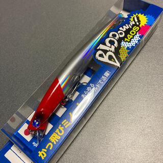 BLUE BLUE - 【新品 未使用】 ブルー ブルー ブローウィン 140S レッドヘッドホロ
