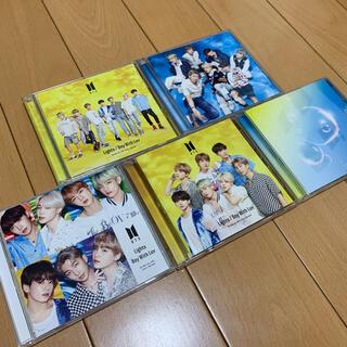 ボウダンショウネンダン(防弾少年団(BTS))のBTS [Lights/Boy With Luv] 5形態セット+トレカ(K-POP/アジア)